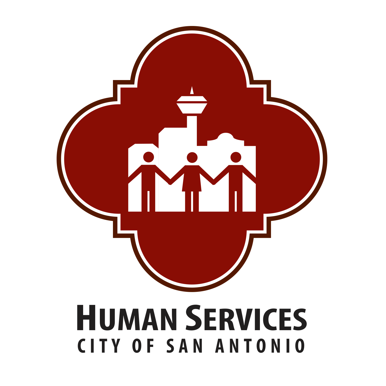 City of San Antonio Human Services logo