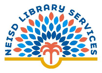 NEISD Library Services logo