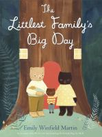 Cover image for The Littlest Family's Big Day