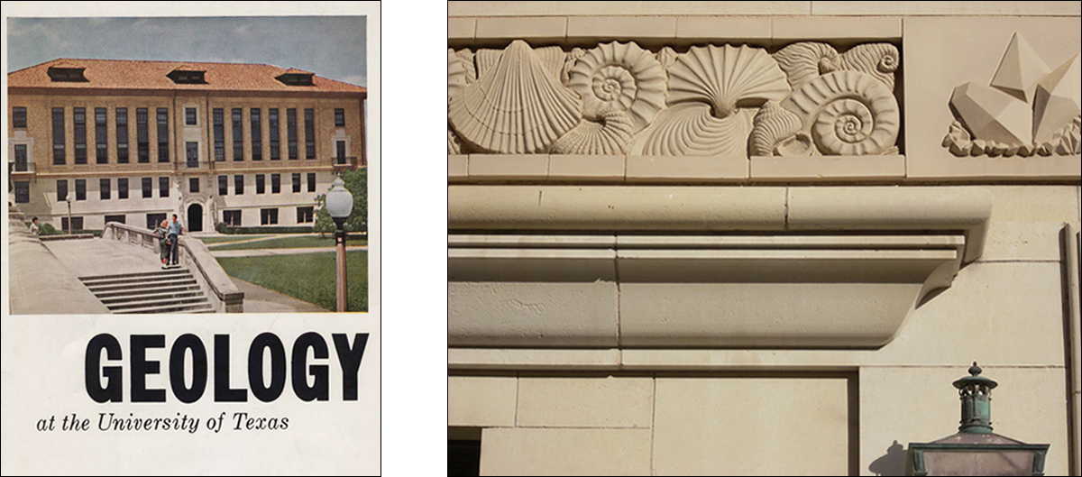 WC Hogg Building and frieze
