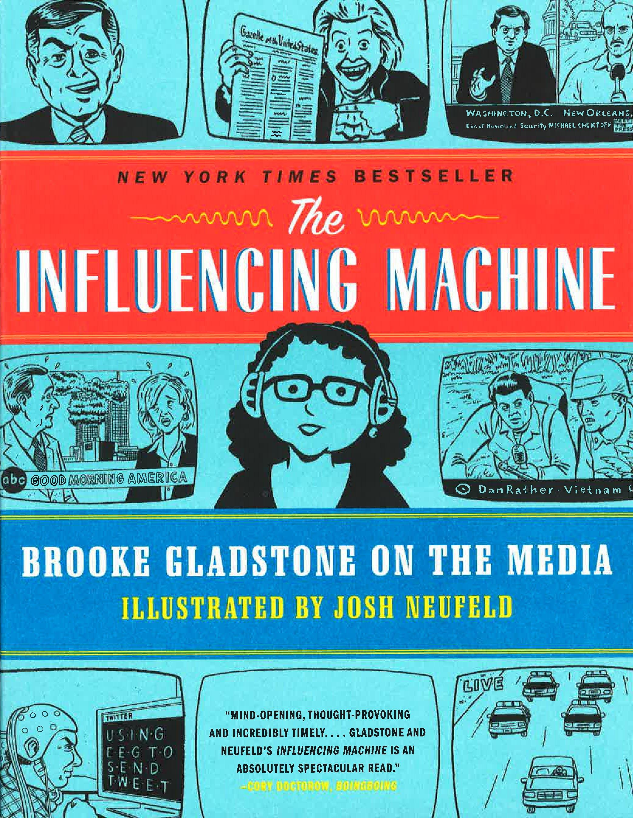 Influencing Machine book cover