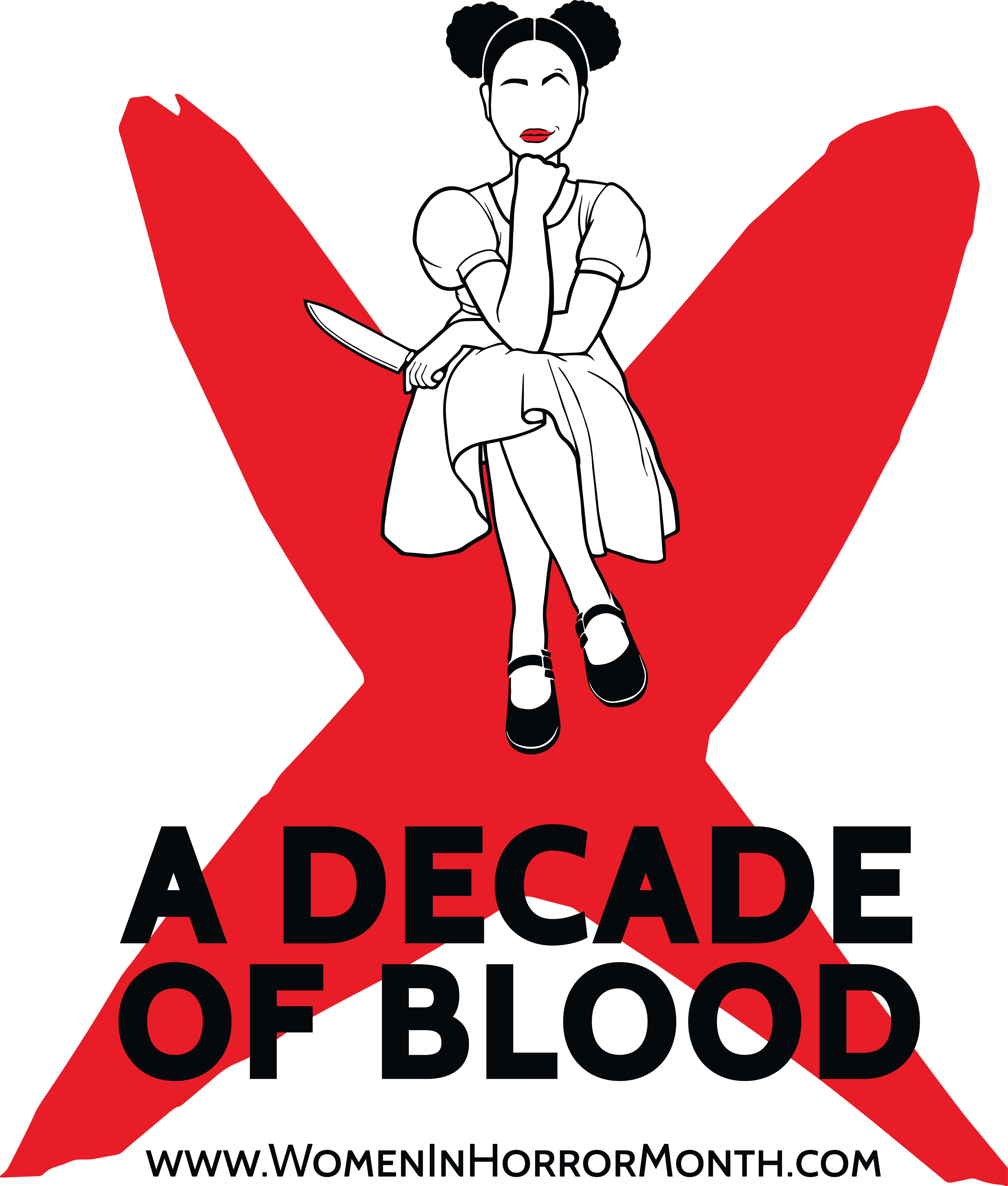 Women in Horror Month 10: A Decade of Blood