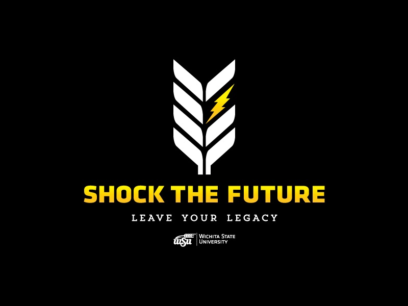 Logo for Shock the Future campaign