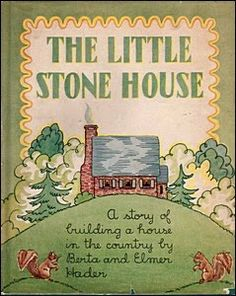 book cover image for The Little Stone House