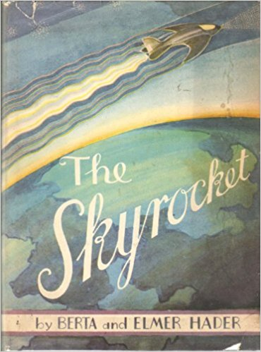 book cover image for The Skyrocket
