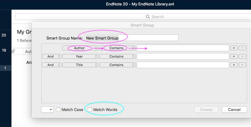 endnote new smart set