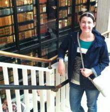 Patricia Sasser, Music Librarian