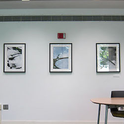 Behind Mirrors, Jenny Rodgriguez CAS '18, 2nd floor