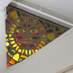 Sun window, 3rd floor
