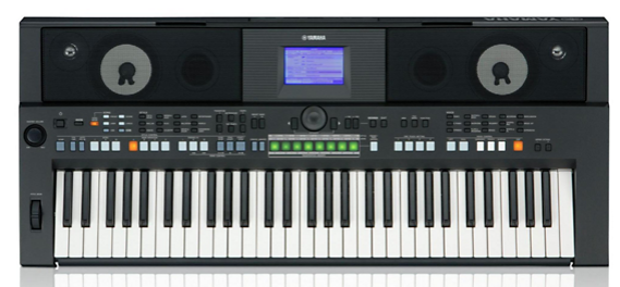 Yamaha PSR-S650 61-Key keyboard