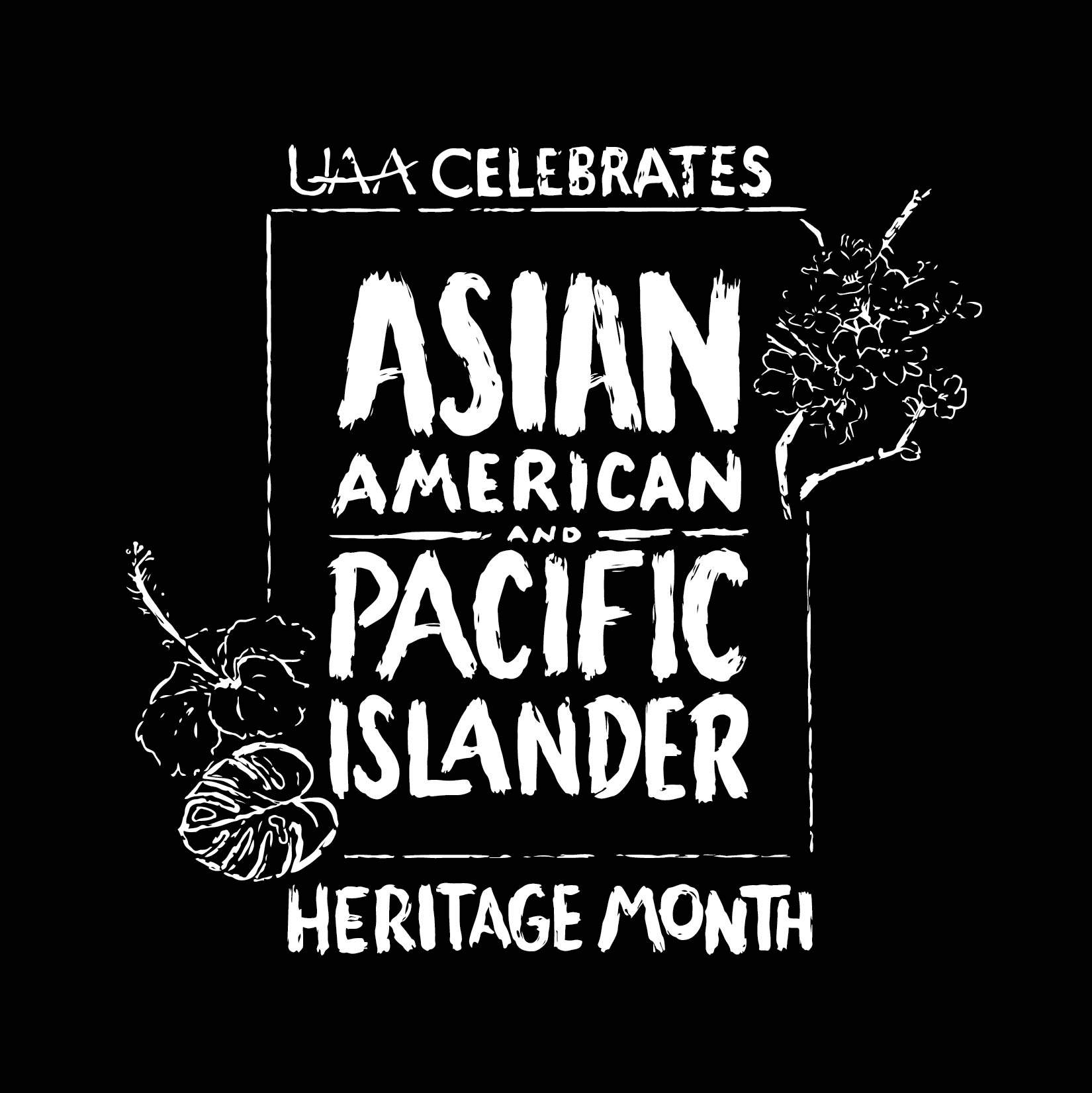 Logo for UAA Asian American and Pacific Islander Heritage Month