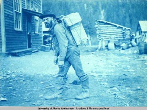 Prospector, possibly at Tyonek