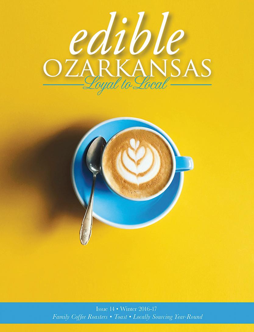 Edible OzarkArkansas Magazine