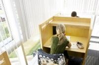 Danvers Library Study Carrels