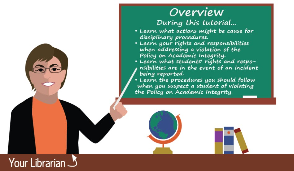 Click to take the Disciplinary Procedures for Instructors Tutorial