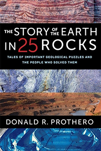 The story of the Earth in 25 rocks cover image