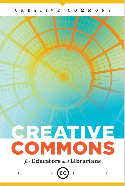Creative Commons book cover