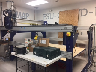 Build Frame with CnC router