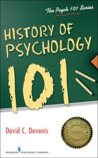 History of Psychology 101 Book Cover
