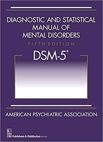 DSM-5 Book Cover