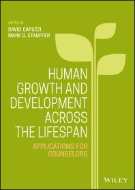 Human Growth and Development Across the Lifespan : Applications for Counselors Book Cover