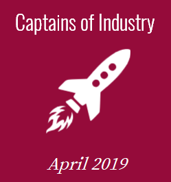 April 2019 - Captains of Industry