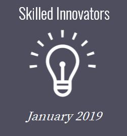 January 2019 - Skilled Innovators