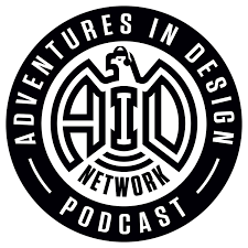 Adventures in Design Podcast Logo