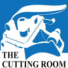 The Cutting Room Podcast Logo