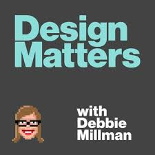 Design Matters Podcast Logo