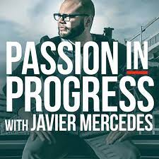 Passion in Progress Podcast image - Man gazing into distance with purpose