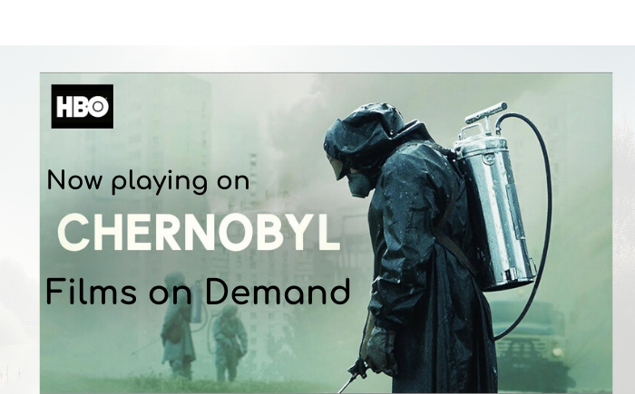 Chernobyl series now on Films on Demand