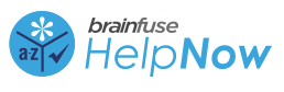 Brainfuse HelpNow logo