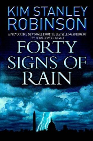 Forty Signs of Rain cover art