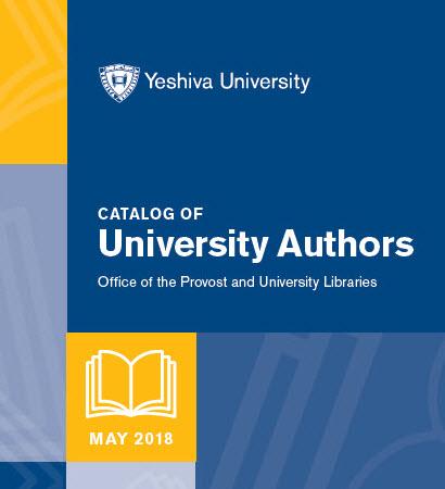 Catalog of University Authors
