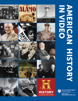 american history in video logo