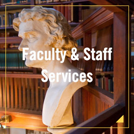 Faculty & Staff Services