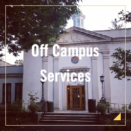 Off-Campus Services