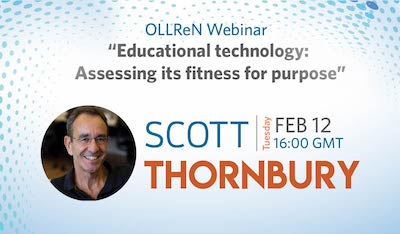 Educational Technology: Assessing its fitness for purpose webinar recording