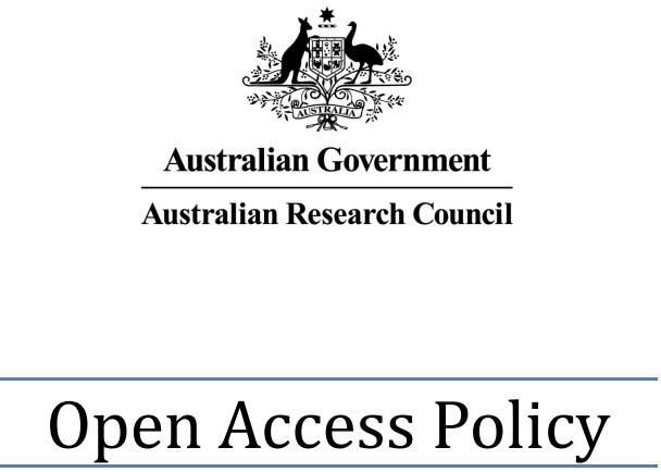 ARC Open Access Policy