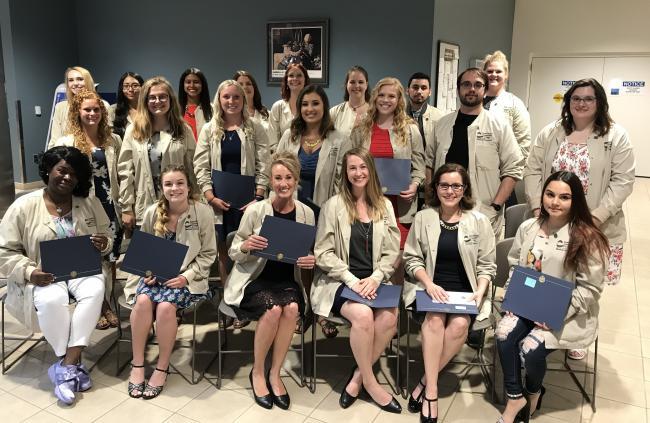 GRCC Medical Assistant Graduating Class
