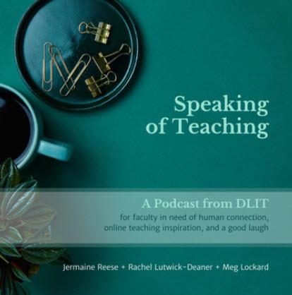Speaking of Teaching