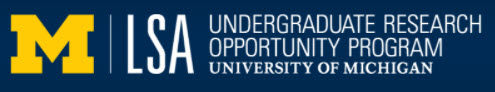 UMich Undergrad research logo