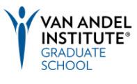 VanAndel Research Institute logo