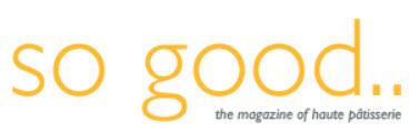 So Good Pastry Blog logo