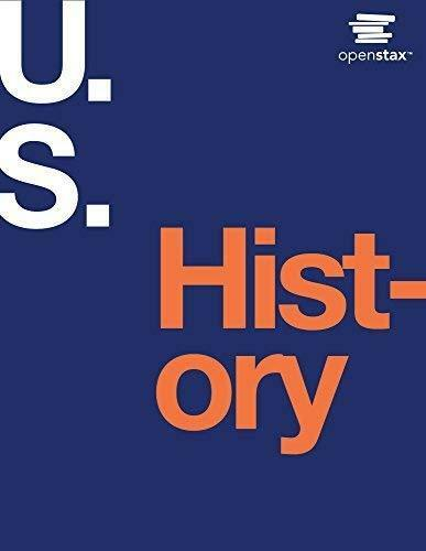HS 160 - US History through Reconstruction - OpenStax US History