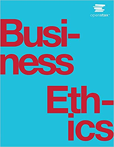 PL 209 - Business Ethics - OpenStax Business Ethics