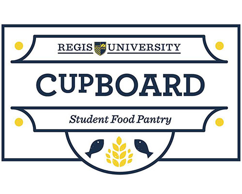 The Cupboard, the university's student food pantry