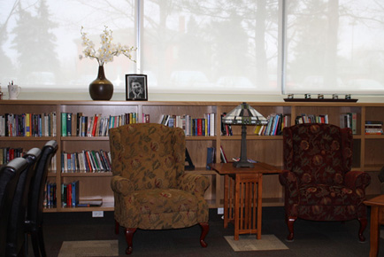 image of the creative writing center