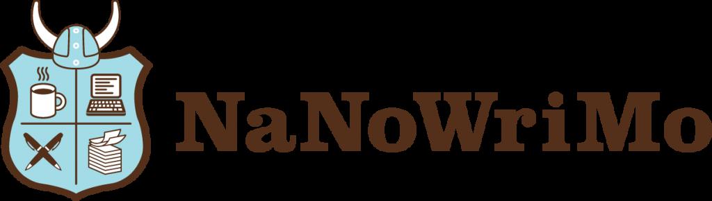 NaNoWriMo logo banner